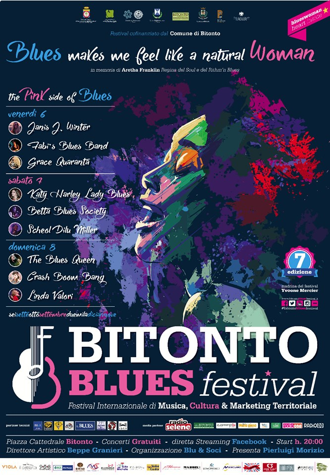 Bitonto Blues Festival 2019